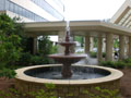 TWO TIER STATUARY POOL FOUNTAINS